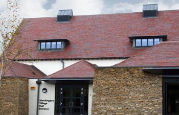Bletchingdon School and Community Centre 2