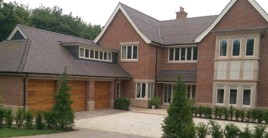 Self Build House in Derbyshire 1