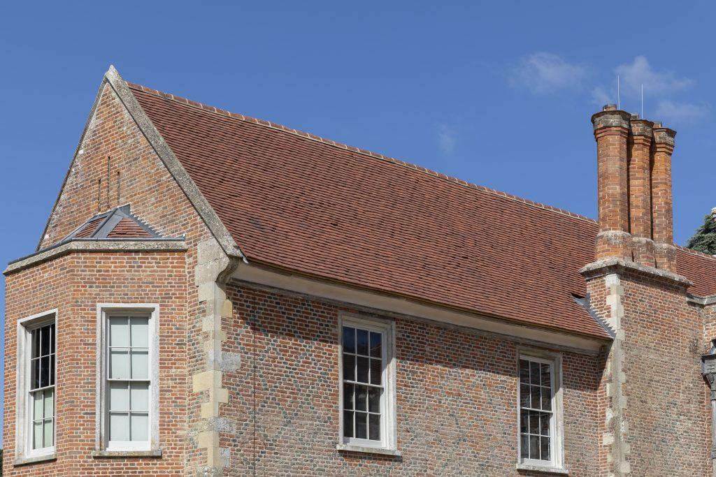 The Vyne Roof Tile Association Roof Tile Association