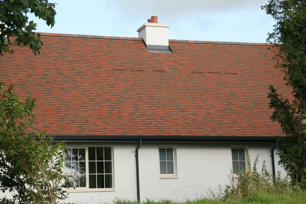 Why Pitched Roofing Good Ventilation Roof Tile